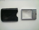 Alloy-zinc lens-frame,Credit-card size magnifier with 1 LED