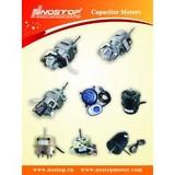 AC Shaded Pole Motors, AC Universal Motor, AC Capacitor Motor