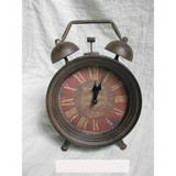 Delicate Grand hotel telephone clock