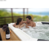 Hot tubs for 7 persons, USA Lucite acrylic, FRP bottom, CE