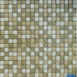 Stainless Steel Crystal Glass Mosaic Tiles with Good Quality