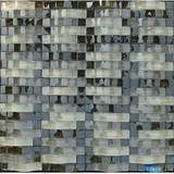 Copper Crystal Mosaic Tiles For Bathroom