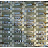 12'x12' Crystal Glass Mosaic in Various Color