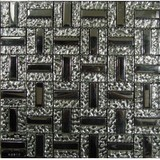 Crystal Glass Mosaic Tiles For Wall and Floor