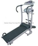 Fashion manual magnetic treadmill with twist, running machine