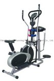Multifunctional orbitrac bike, air bike with massage