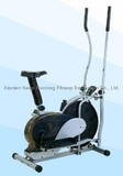 Fitness equipment, orbitrac bike, air exercise trainers