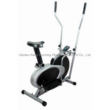Orbitrac bike, cross trainer, air exercise bike, sport equipment.