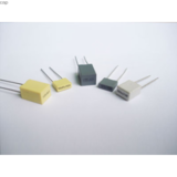 Micro miniature Metallized Polyester Film Capacitor – Box CL233X(MEM