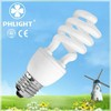 Manufacturer  220V T4 Daylight Half Spiral Energy Saving Lamp