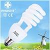 220V  Daylight Half Spiral Energy Saving Lamp Made In China