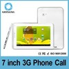 7 inch 3G Tablet PC 3G Phone MID with GPS Bluetooth HDMI