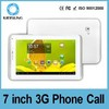 7 inch 3G Phone Tablet PC 3G Phone MID Android 4.1