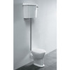 High Efficiency Toilets, Upper Cistern Two-piece Toilet