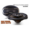 "Brand new 6x9"" 5 way coaxial car speaker, stereo speakers"