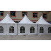 5x5m, Marquee Pagoda Tent, Aluminum Frame, PVC Polyester
