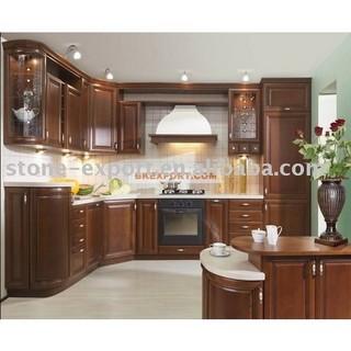 Frameless Kitchen Cabinet, Modern Kitchen Cabinet: China ...