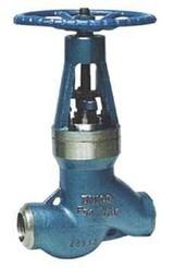 high temperature and high pressure valve