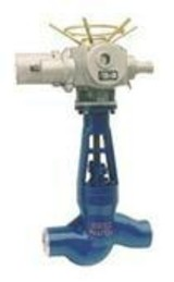 High temperature and high pressure valve
