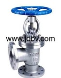 angle stop valves with CE/API/ISO/TUV
