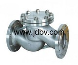 JDBV-100# Flanged Forged Steel Lift Check Valves
