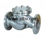 JDBV-100# Flanged Forged Steel Lift Check Valves