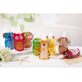 Various Aminals Shape Water Bottle for Kids