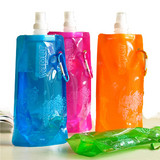 Pop-up Collapsible Water Bottle