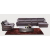 Good Quality Leather Sofa, Living Room Furniture, Modern Design