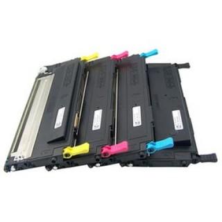 Color Toner Cartridge for Samsung CLP - 315 BK/ C/ M/ Y