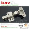 3D adjustable soft close concealed hinge