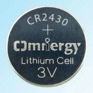 CR2430  Primary Lithium Button Cell Battery