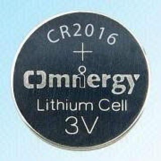 CR2016 Primary Lithium Button cCell Battery