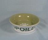 5-inch Pet Bowl,Made of Stoneware.