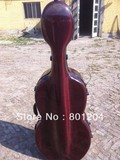 the best quality of cello case (cello hardcase) from the imported carbon fiber materials