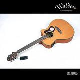 Walden walden g570 g570ce monoboard folk guitar electric box ballads