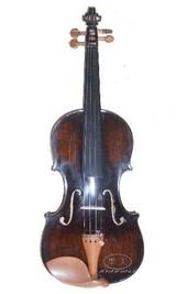 Colorful Violin