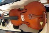 Student viola spruce top marple back and sides solidwood Fingerboard and pegs SFSVA-5