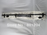 High quality glass fiber gap model violin hard case with 2 bow holders
