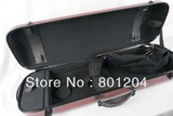 High quality Beauty glass fiber red colour reinforced plastic violin case