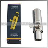 Submediant b metal mouthpiece sax nickel metal mouthpiece saxe metal mouthpiece