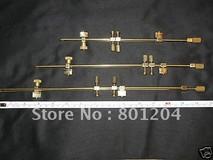 3pcs cello Tool,brass repair crack clamp,Luthier tool