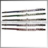 Flute musical instrument multicolour flute 16 e key flute product