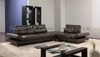 Sectional Leather Sofa Set (L Shape)