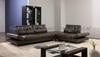 Sectional Leather Sofa Set (L Shape)