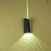 Outdoor wall lighting fixtures 3*1W power LED