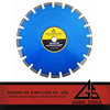 "14"" diamond saw blade for asphalt"