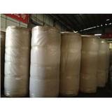 high quality clear yellowish BOPP jumbo roll tape
