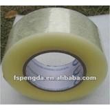 Adhesive tape carton sealing tape
