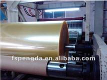 Adhesive tape jumbo roll